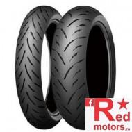 Set anvelope/cauciucuri moto Dunlop Sportmax GPR 300 120/70 ZR17 58W + 190/50 ZR17 73W