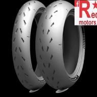 Set anvelope/cauciucuri moto Michelin Power CUP 2 120/70ZR17 58W + 200/55ZR17 78W