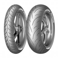 Set anvelope moto Dunlop Qualifier 120/70 R17 58W 180/55 R17 73W