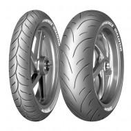 Set anvelope moto Dunlop Qualifier 120/70 R17 58W 180/55 R17 73W