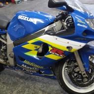 Suzuki GSX-R600 K3 - 2003