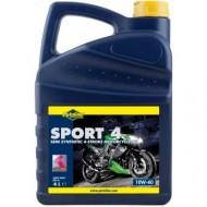 Ulei motor PUTOLINE SPORT4 4T MOTOROL 10W40 - 4 litri