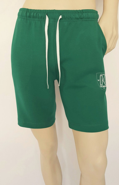 Pantalon Bărbați tip Short 4057 Verde