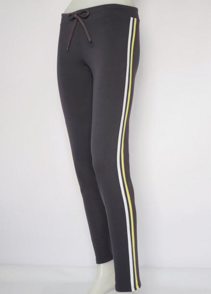 Pantalon Dama Conic.2170.Gri & Galben