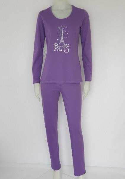 Pijama Damă KNOX 2147 . Lavanda