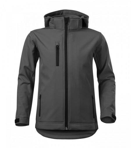 Jachetă Softshell Copii Malfini PERFORMANCE 535 Gri