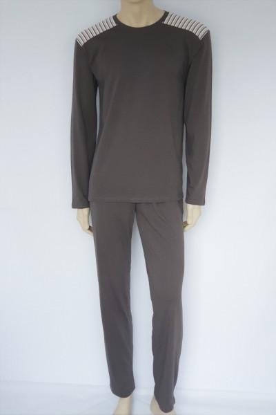 Pijama Bărbați Knox 4098.GRI