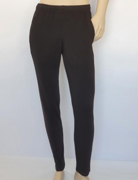 P.4005.Negru ,Pantalon trening Bărbați Slim