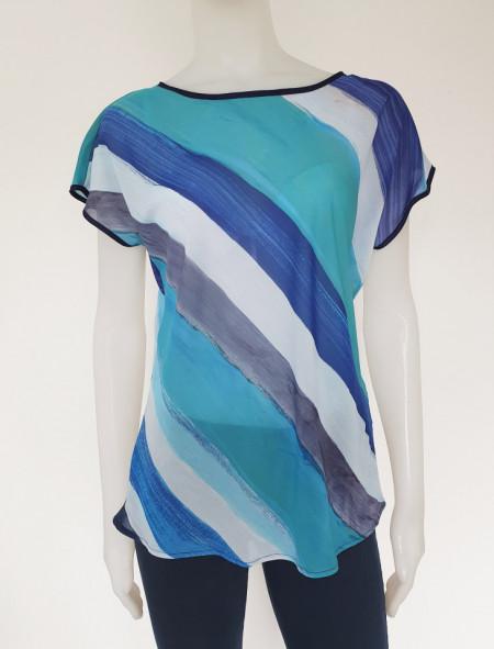 Bluza Dama V.2503.3.albastru