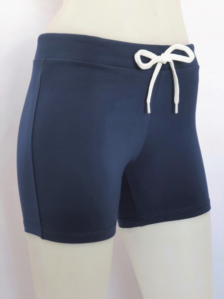Pantalon Dama scurt Slim. 2016. navy