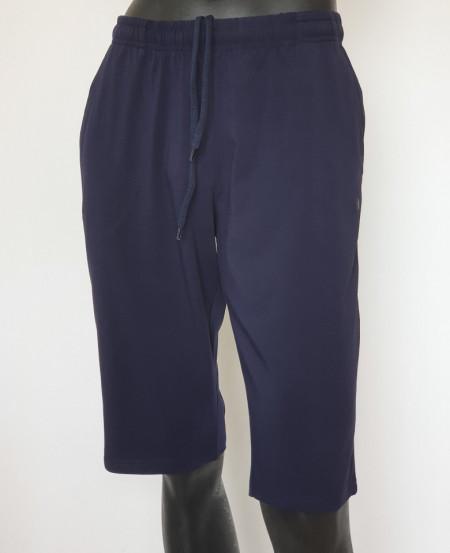 Pantalon Bărbați 3/4 CLASIC 4015 Bleumarin
