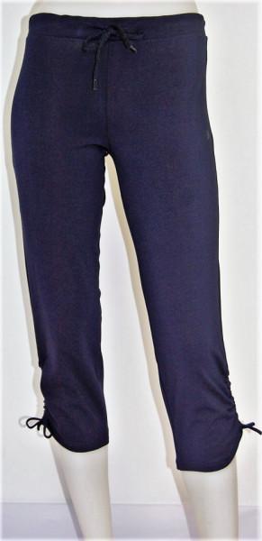 Pantalon Dama 3/4 CLASIC 2012.Bleumarin