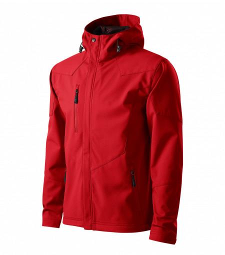 Jachetă Softshell Barbaţi NANO 531 Rosu