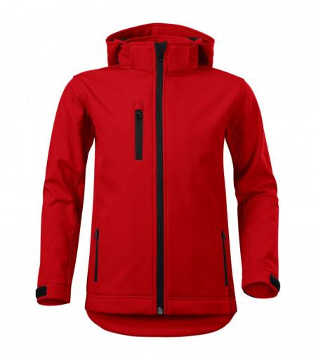 Jachetă Softshell Copii Malfini PERFORMANCE 535 Rosu
