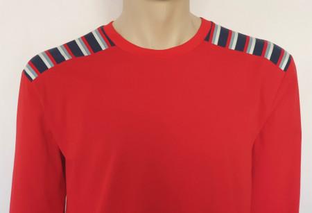 Pijama Bărbați Knox 4098.Rosu