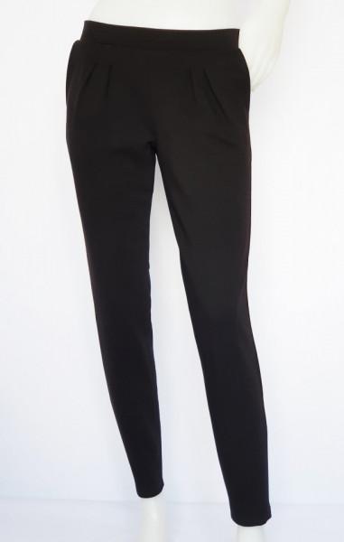 Pantalon Dama KNOX Conic cu pense 2186.negru