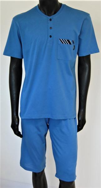 Pijama Bărbați KNOX 4081.albastru