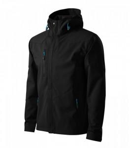 Jachetă Softshell Barbaţi NANO 531 Negru