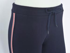 P. 2189.Bleumarin, Pantalon Dama SLIM