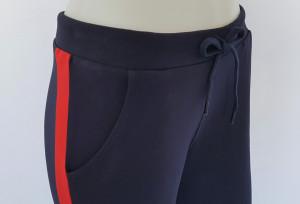 Pantalon Dama Conic.2177.Bleomarin&Rosu