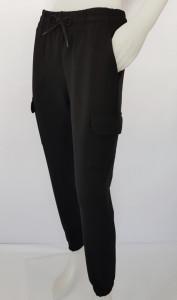 Pantalon Trening Modern Dama 2190.Negru
