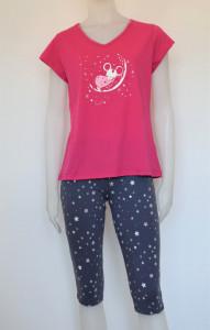 Pijama Damă 2162.magenta