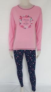 Pijama Damă Knox 2170 Roz