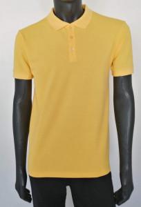 T.4510.Galben, Tricou Barbati Knox Polo Pique Clasic