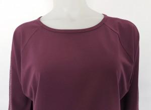 Bluza Dama maneca 3/4 ,2259 Grape