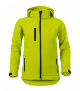 Jachetă Softshell Copii Malfini PERFORMANCE 535 Lime