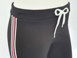 Pantalon Dama Conic 2175.Negru