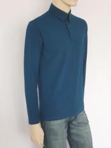 Bluza Barbati SLIM Polo Pique 4007.Petrol