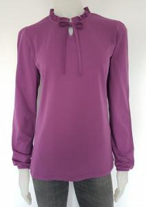 Bluza Dama Knox Guler Incretit 2328 Violet