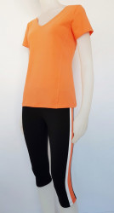 Compleu Dama Sport Set t.2921+P.2184.Coral