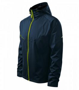 Jachetă softshell Bărbaţi Malfini COOL 515 Bleumarin