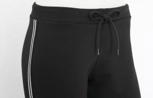 P.2189.Negru, Pantalon Dama SLIM