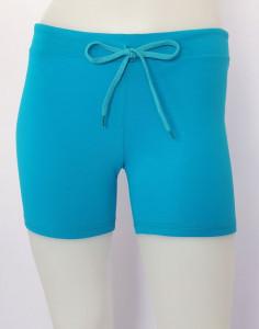 Pantalon Dama scurt Slim 2016 Aqua
