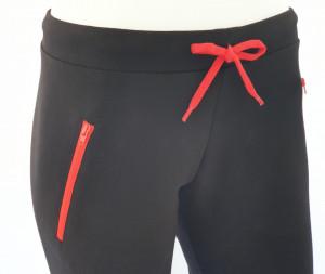 Pantalon Dama SLIM 2187.Negru