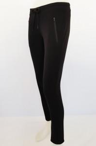 P.2007.Negru, Pantalon Dama SLIM