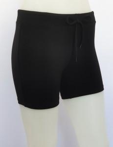 Pantalon Dama scurt Slim 2016. Negru