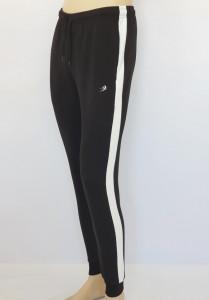 Pantalon Trening Bărbați KNOX 4053. Negru/alb