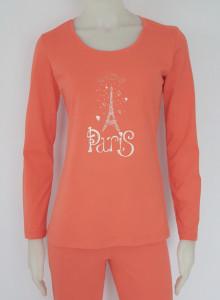 Pijama Damă KNOX 2147 . Coral