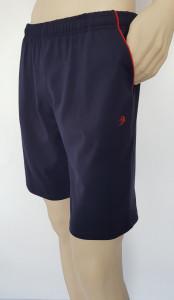 Set Barbati Tricou 4620+Pantalon 4060 Bleumarin&Rosu