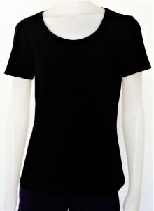 Tricou Dama CLASIC 2501.Negru
