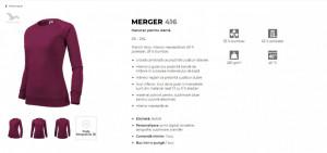 Hanorac Dama Malfini MERCER 416 M7