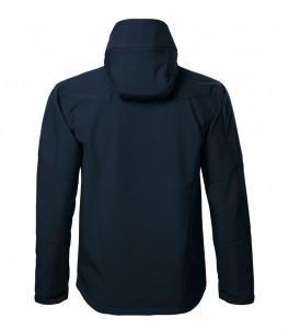 Jachetă Softshell Barbaţi NANO531 Albastru Marin