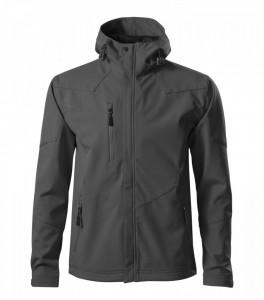 Jachetă Softshell Barbaţi NANO531 Gri