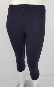 P.2014.Bleumarin, Pantalon Dama 3/4 Clasic EXTRA LARGE