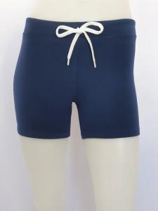 Pantalon Dama scurt Slim 2016.Bleumarin