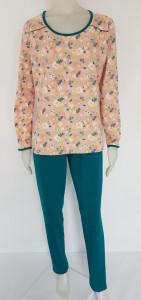 Pijama Damă Clasica Knox 2183 Piersica